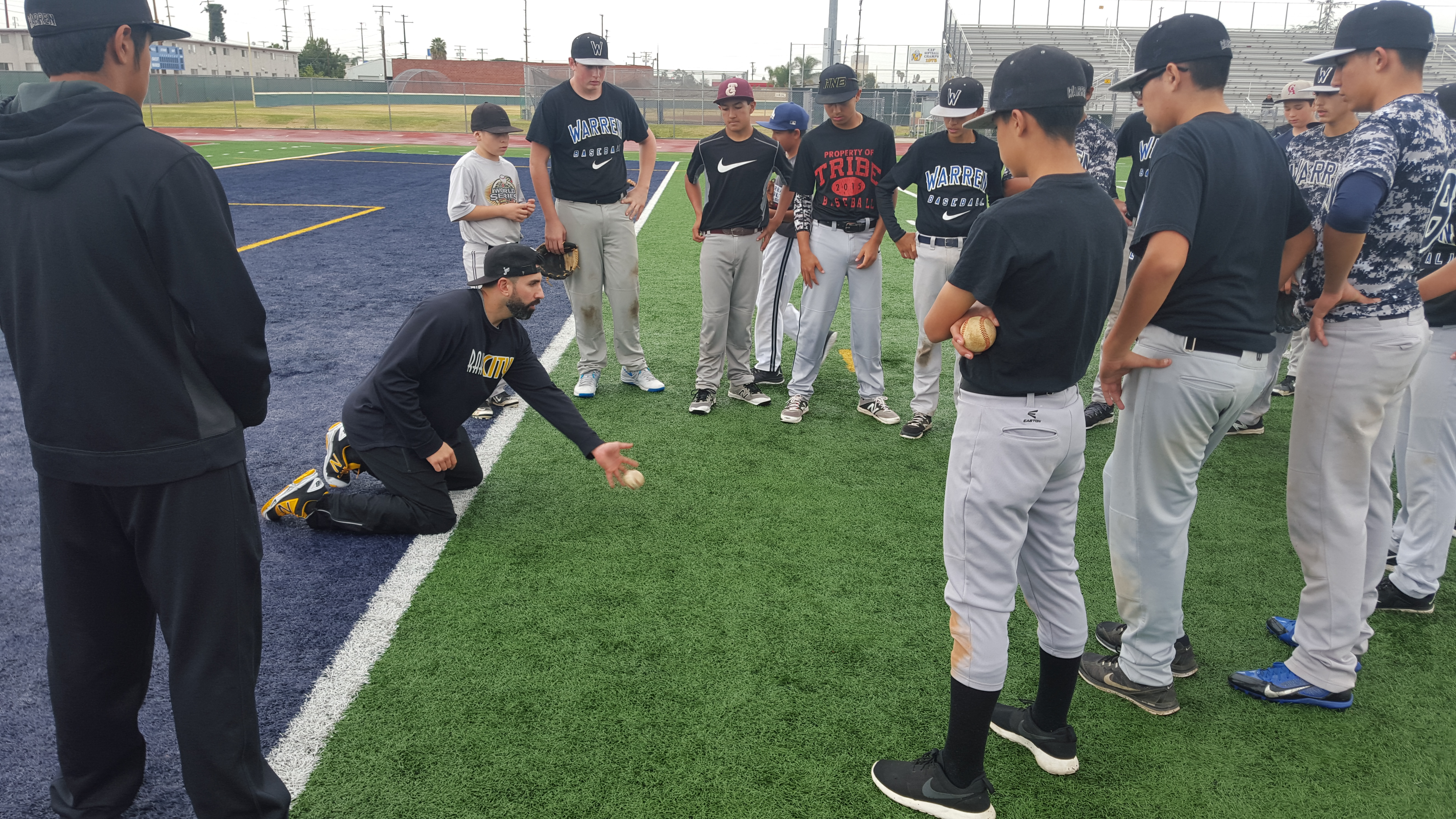 baseball camps. lessons